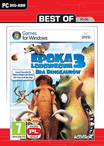 Epoka lodowcowa 3: Era dinozaurów (gra)