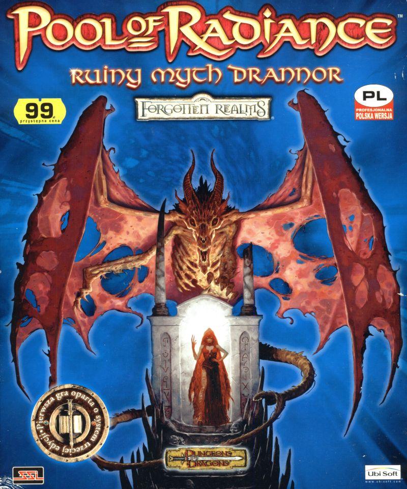 Pool of Radiance: Ruiny Myth Drannor