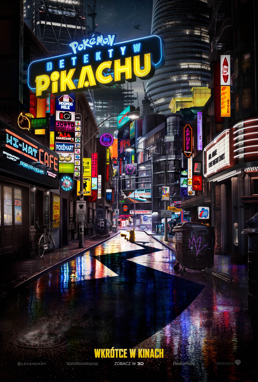 Pokémon – Detektyw Pikachu