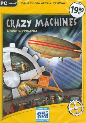 Crazy Machines: Nowe wyzwania