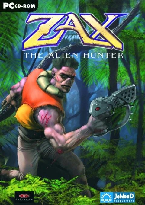 Zax: Galaktyczny wojownik
