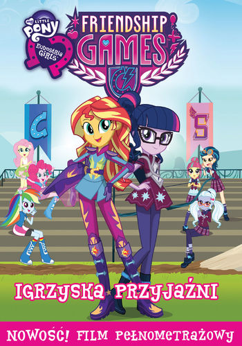 My Little Pony: Equestria Girls – Igrzyska Przyjaźni