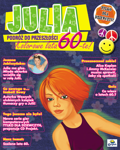 Julia: Podróż do przeszłości – Kolorowe lata 60.