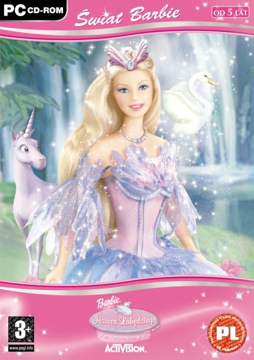 Barbie z Jeziora Łabędziego: Zaczarowany las