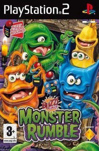 Buzz! Junior: Zabawy potworów