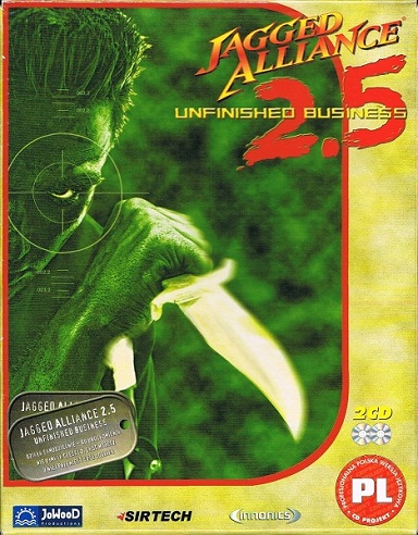 Jagged Alliance 2.5: Unfinished Business