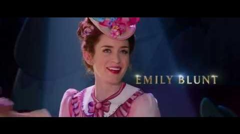 Mary Poppins powraca – zwiastun nr 2