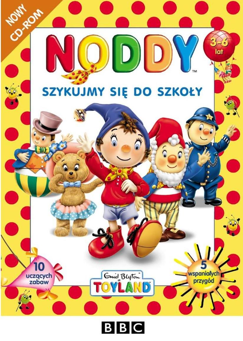 Noddy: Szykujmy się do szkoły