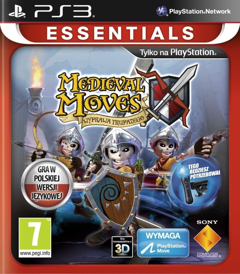 Medieval Moves: Wyprawa Trupazego