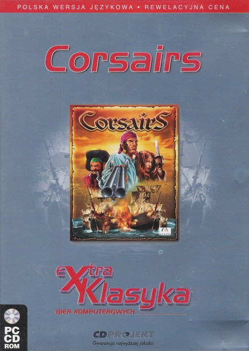Corsairs: Conquest at Sea (CD Projekt)