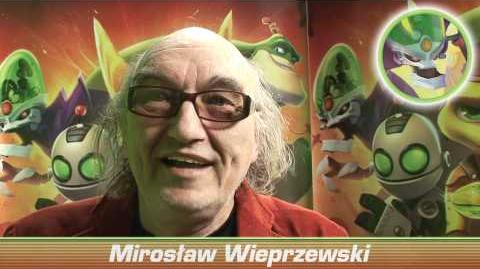 Ratchet & Clank – 4 za jednego (Mirosław Wieprzewski)