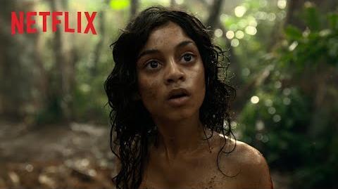 Mowgli - Legenda dżungli (zwiastun)
