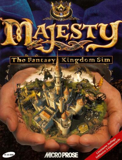 Majesty: Symulacja królestwa fantasy