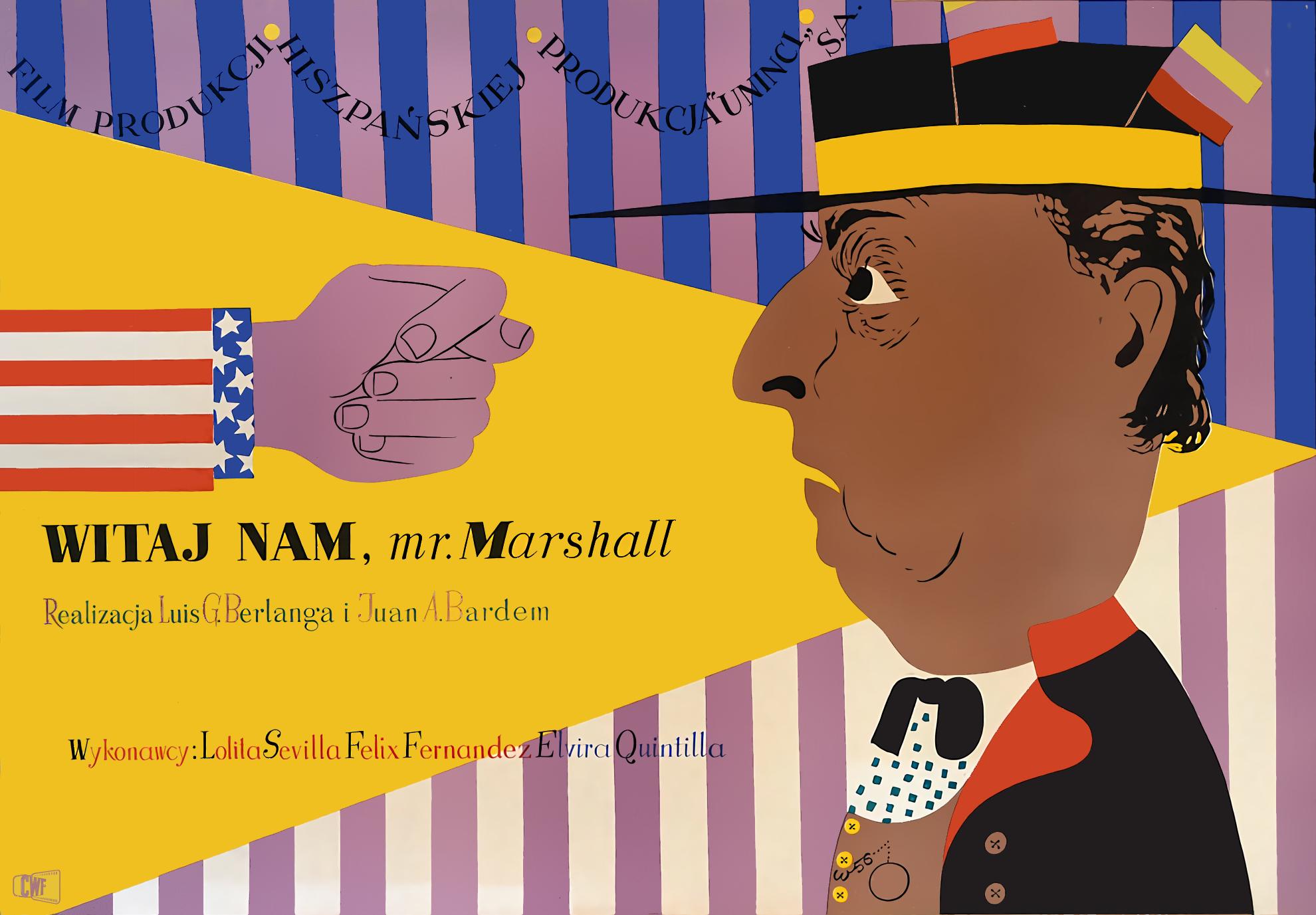 Witaj nam, mr. Marshall!