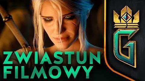 Gwint - Wiedźmińska gra karciana (zwiastun filmowy