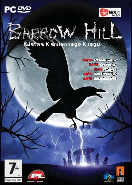 Barrow Hill: Klątwa kamiennego kręgu
