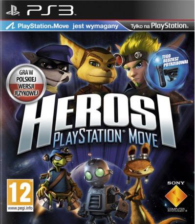 Herosi PlayStation Move