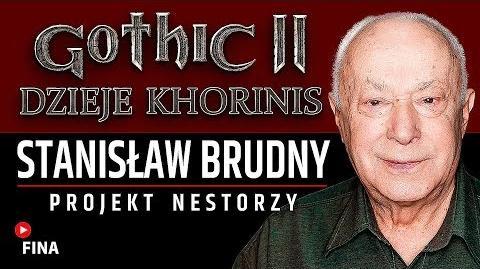Projekt Nestorzy - Stanisław Brudny (film dokumentalny)