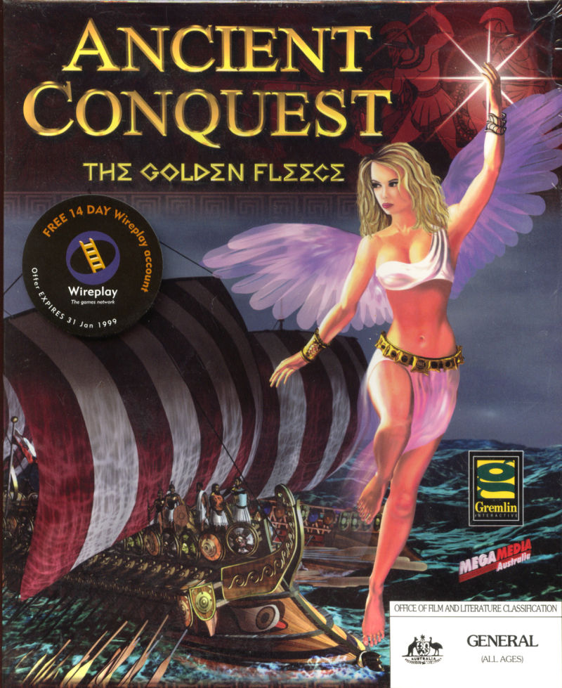 Ancient Conquest: The Golden Fleece