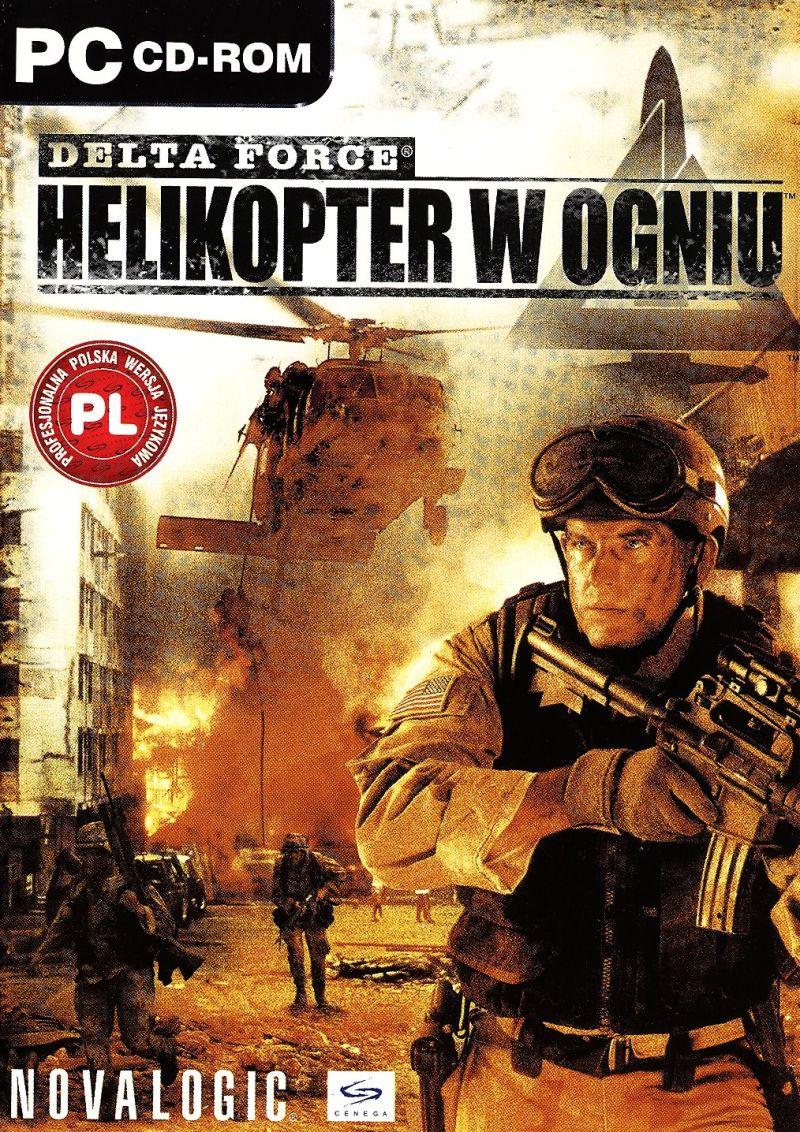 Delta Force: Helikopter w ogniu (wydanie premierowe)