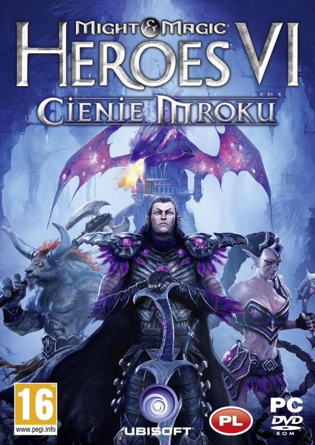 Might & Magic: Heroes VI – Cienie mroku