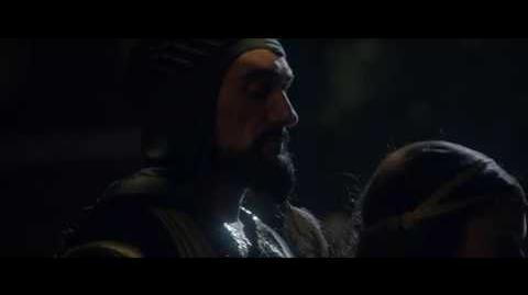 """Nowe przygody Aladyna – fragment """"Księżniczka i mężczyzna o 50 twarzach"""""""