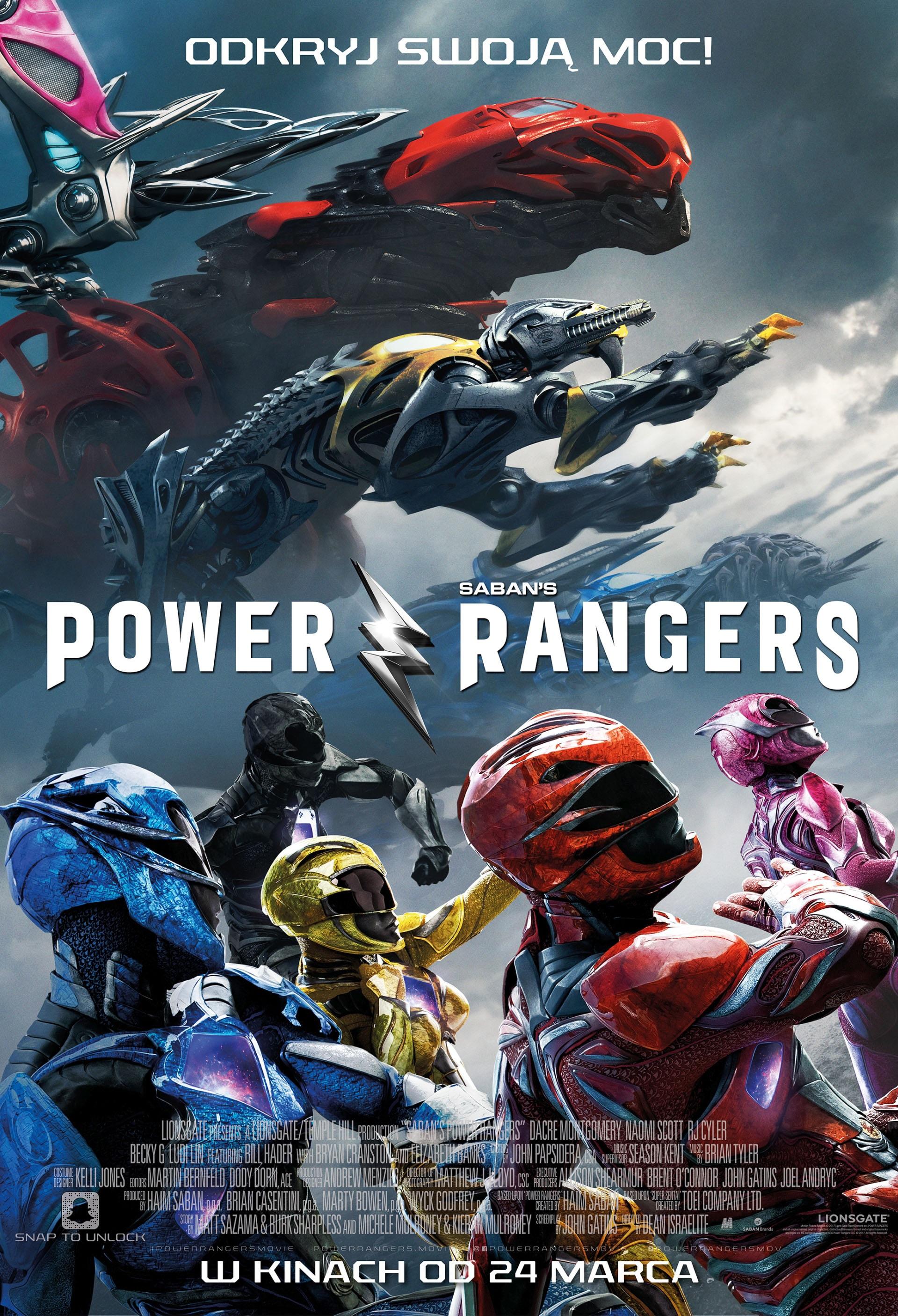 Power Rangers (film 2017)