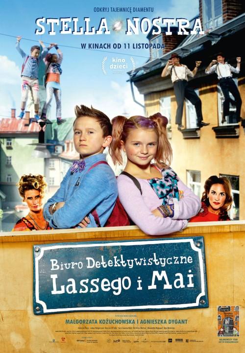 Biuro Detektywistyczne Lassego i Mai: Stella Nostra