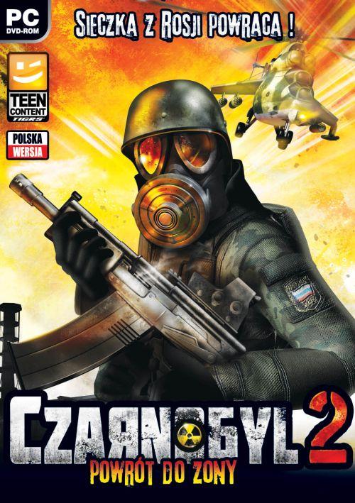 Czarnobyl 2: Powrót do Zony