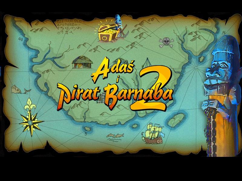 Adaś i pirat Barnaba 2