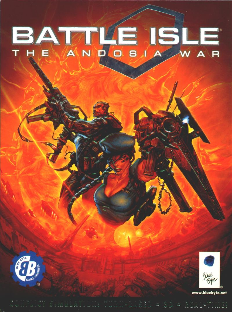 Battle Isle: The Andosia War