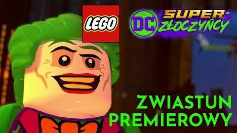 LEGO DC Super-Villains – Złoczyńcy (zwiastun premierowy)