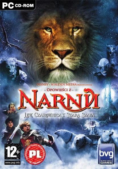 Opowieści z Narnii: Lew, czarownica i stara szafa (gra)