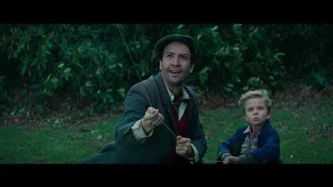 Mary Poppins powraca – zwiastun nr 1