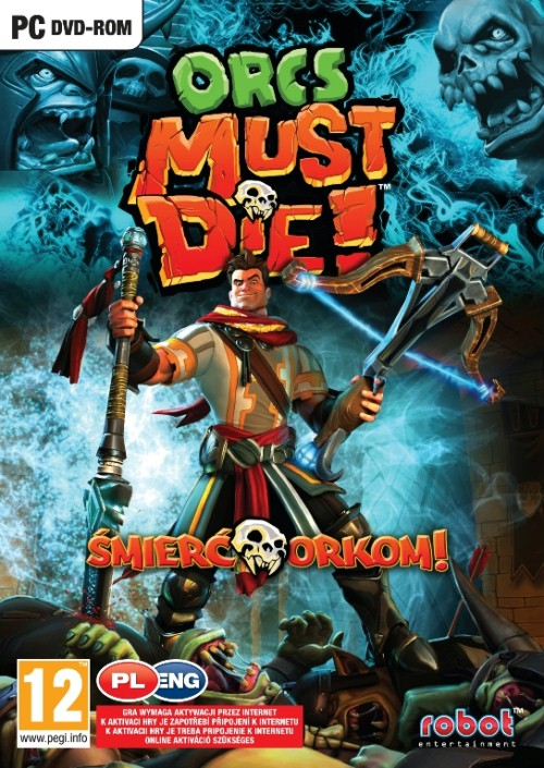 Orcs Must Die! Śmierć orkom!