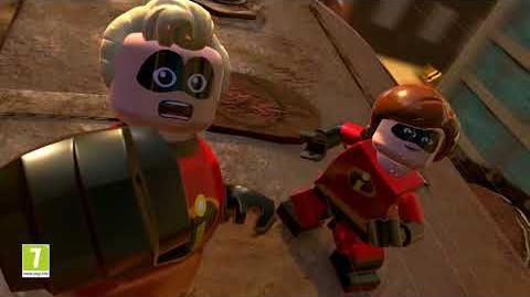 """LEGO Iniemamocni (zwiastun """"Fale zbrodni"""")"""