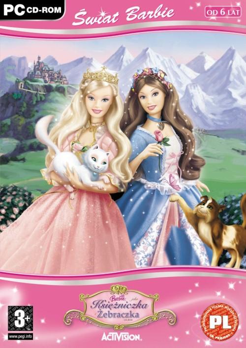 Barbie jako Księżniczka i Żebraczka (gra komputerowa)