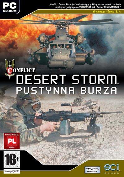 Conflict: Desert Storm – Pustynna burza