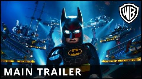 LEGO Batman - Film (zwiastun nr 3)