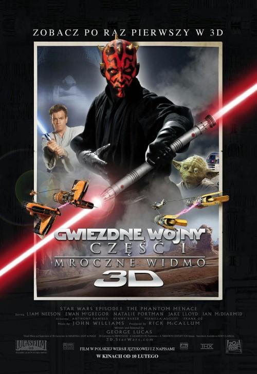 Gwiezdne wojny: Część I – Mroczne widmo