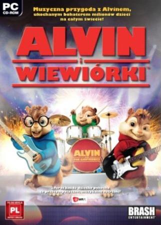 Alvin i wiewiórki (gra komputerowa)