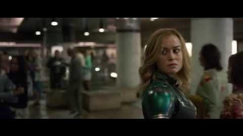 Kapitan Marvel – zwiastun nr 1