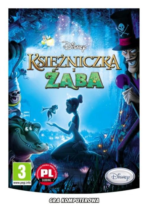 Księżniczka i żaba (gra komputerowa)