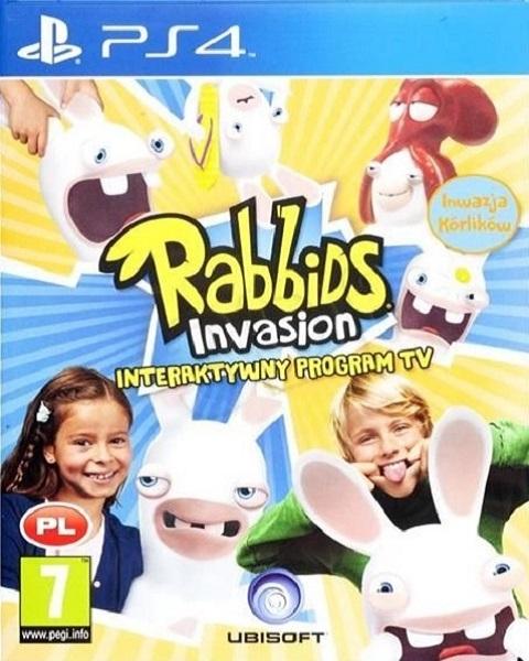 Rabbids Invasion: Interaktywny program TV