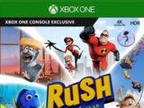 Kinect Rush: Przygoda ze studiem Disney Pixar