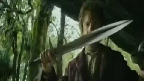 Hobbit - Niezwykła podróż (spot)