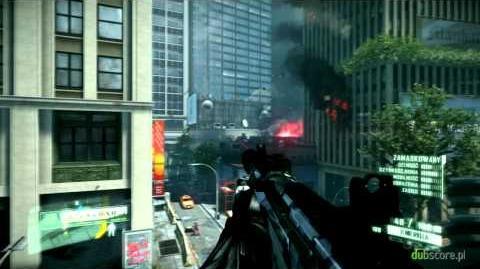 Pierwsze wrażenia z polskiej wersji Crysis 2