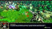Warcraft III – Reign of Chaos (5 minut z dubbingiem)