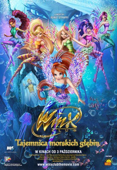 Winx Club. Tajemnica morskich głębin