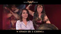 Wonder Woman (making of – Olga Bołądź)